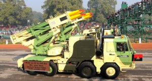 PINAKA missile of India