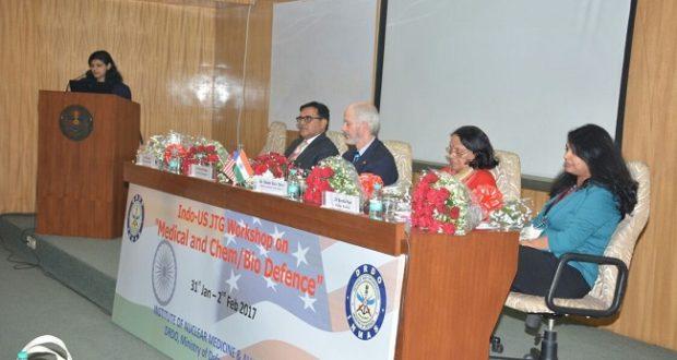 "Indo-US Joint Workshop on ""Medical and Chem Bio-defence"""
