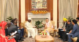 india senegal relations