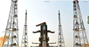 GSAT-6A liftoff