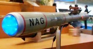 NAG missile / DRDO